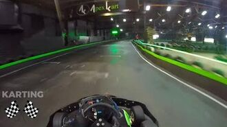 Onboard POV at The Circuit Raceway Sandycroft, 10th July 2016. 60FPS