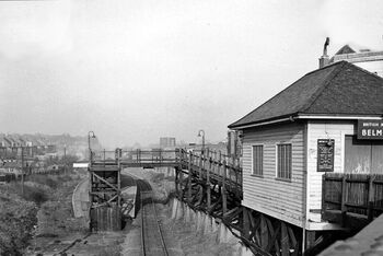 Belmont (Middlesex) Station 1787292