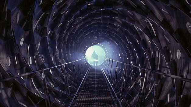 Event Horizon - Spinning Tunnel