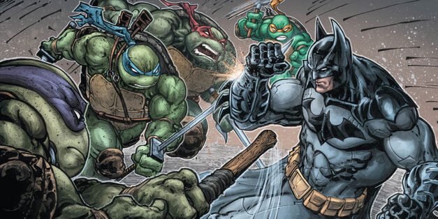 batman-teenage-mutant-ninja-turtles-crossover-fight