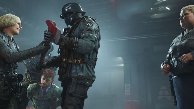 Wolfenstein II: The New Colossus preview