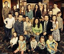 Perfect faced duggars and a couple of cute faced ones