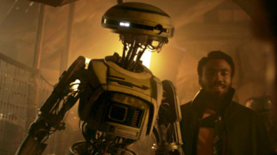 'Solo' Features Star Wars' First Self-Made Female Droid, L3-37