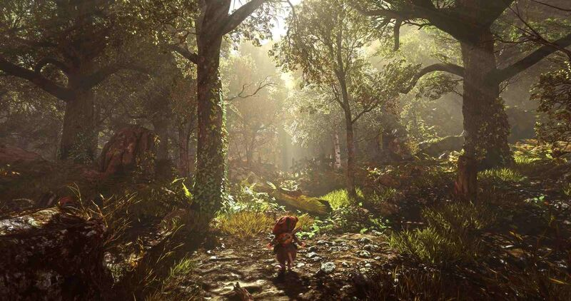 The detail in Ghost of a Tale is extraordinary