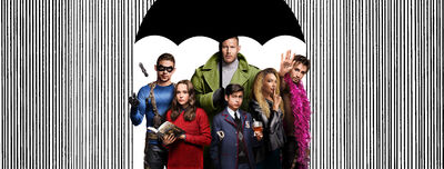 Meet the Super Dysfunctional Family of Netflix's 'The Umbrella Academy'
