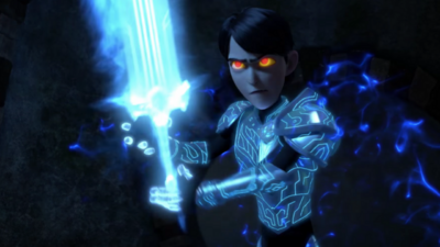 'Trollhunters' Exclusive: Jim Powers Up For Battle Against Gunmar