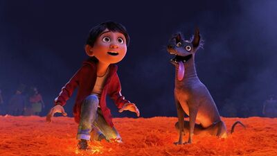 First Look at Disney Pixar's 'Coco': Straggly Mutt Is The Star