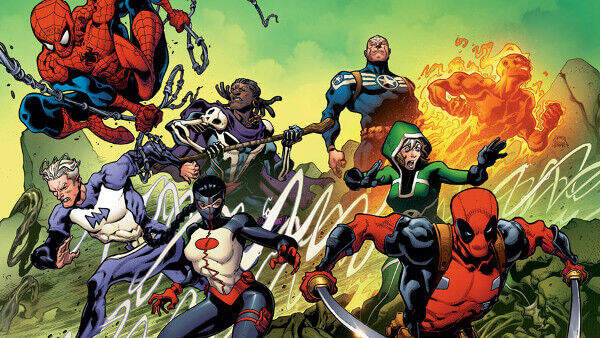 MMC22 - Uncanny Avengers