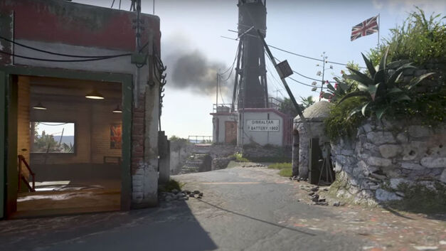 Call of Duty: WW2 reuses some level design from the past
