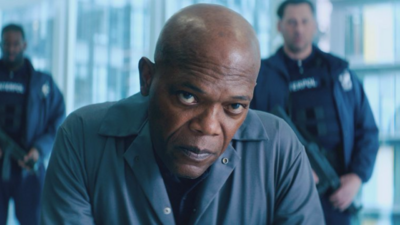 Samuel L. Jackson Racks Up The F-Bombs in 'Hitman's Bodyguard'