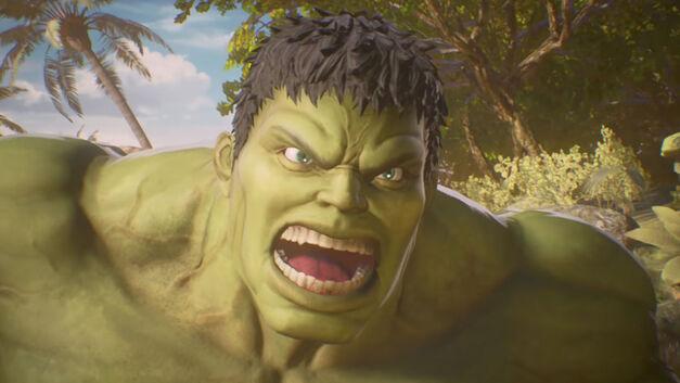Hulk – Marvel vs Capcom Infinite Roster