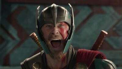 'Thor: Ragnarok' Trailer: Hulk, Valkyrie and Loki Join Epic Battle Against Hela