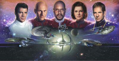 The Top 5 Star Trek Captains