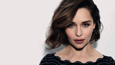 Emilia Clarke from 'Game of Thrones' Cast in Han Solo Film
