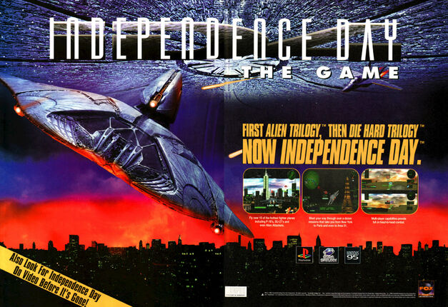 independence day game 20th fox