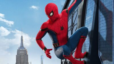 What's Up With the New Spider-Man Suit in 'Spider-Man: Homecoming'?