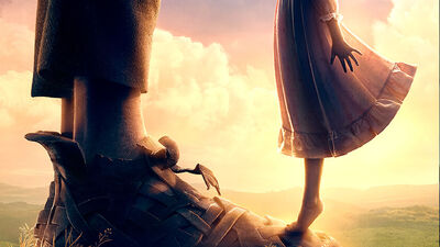 Big Things are Afoot in this 'BFG' Poster
