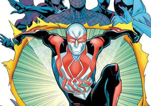 MMC10 - Spider-Man 2099