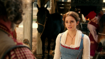 "'Beauty and the Beast' Clip - Check Out the Opening Number ""Belle"""