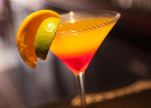 Zia Diner-Santa Fe-Santa Fe Sunset Martini