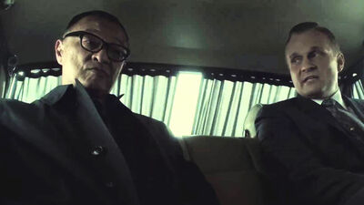 'The Man in the High Castle': David Zucker and Cary-Hiroyuki Tagawa Interview