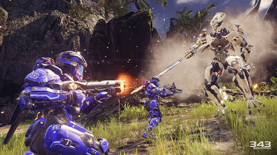 5 Improvements We Want for 'Halo 5' Warzone Firefight Mode