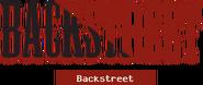 Backstreet Sign