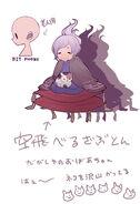 Yasune character design