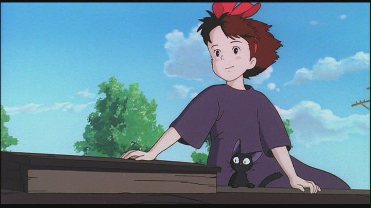 Kiki and Jiji, Kiki's Delivery Service
