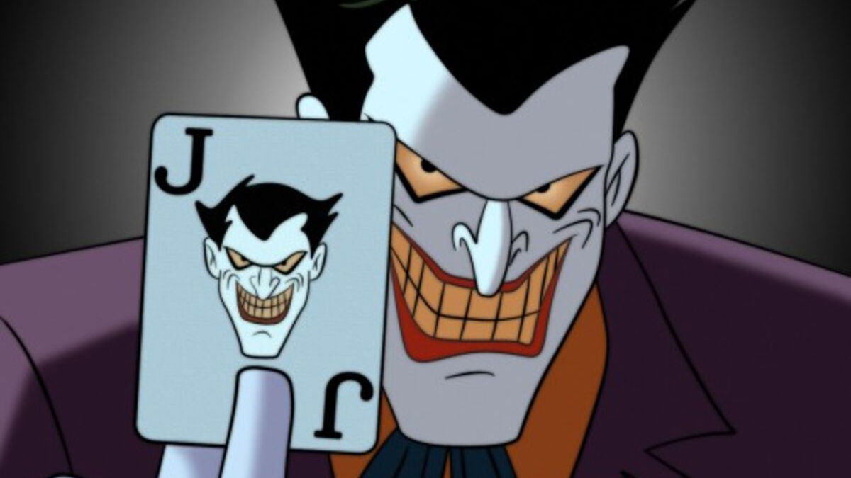 The Psychology of the Joker from 'Batman: The Animated Series' (1992)    Fandom