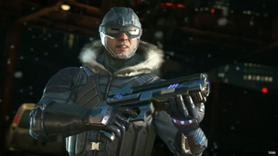 'Injustice 2' Roster: All The DC Comics Fighters (Captain Cold Confirmed)