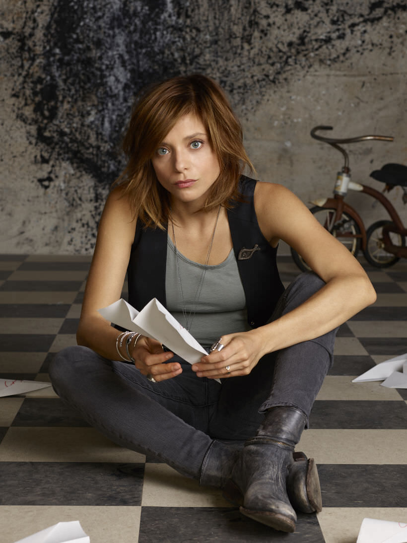 FALLING WATER -- Season:1 -- Pictured: Lizzie Brochere as Tess -- (Photo by: Bruno Dayan/USA Network)