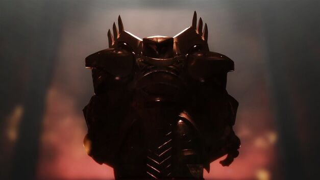 Ghaul, the main antagonist for Destiny 2
