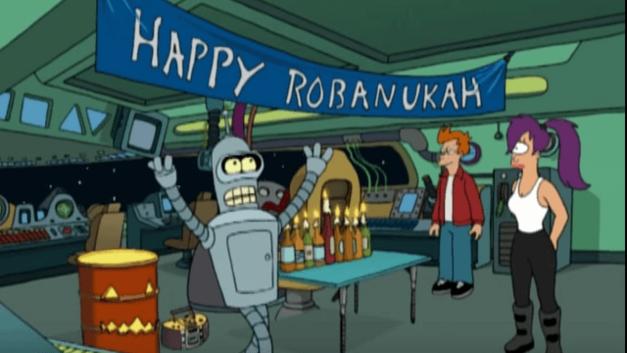 Futurama-Robanukah