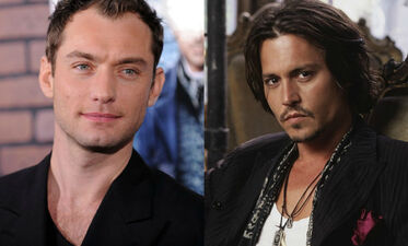 Jude Law's Dumbledore Is Going to Crush So Hard on Johnny Depp in 'Fantastic Beasts' Sequel