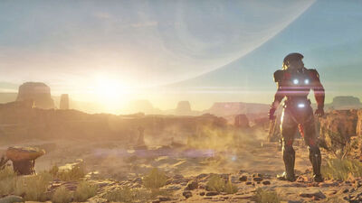 Where Does 'Mass Effect Andromeda' Fit in the Timeline?
