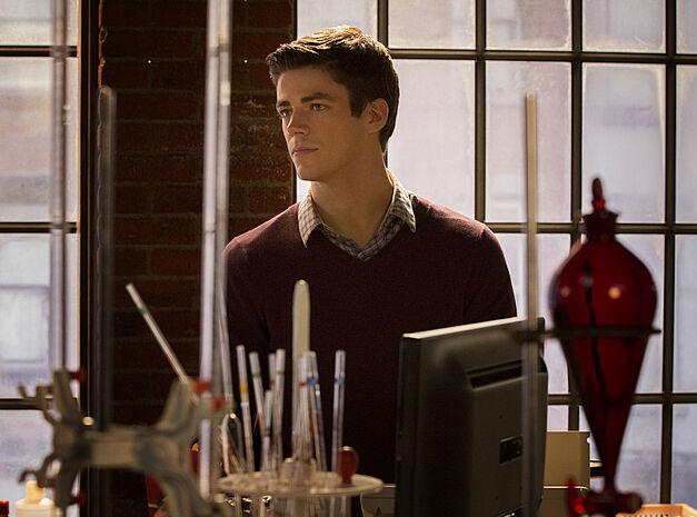 Barry Allen, forensics, forensic scientist