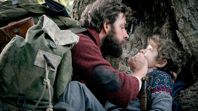 'A Quiet Place' Review: Smart, Scary Siege Horror About Audio-Reactive Monsters