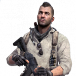 Soap MacTavish is major