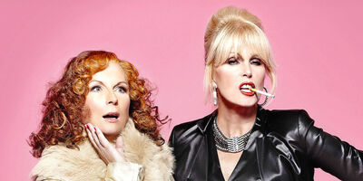 'Absolutely Fabulous': The Most FABULOUS Recent Moments