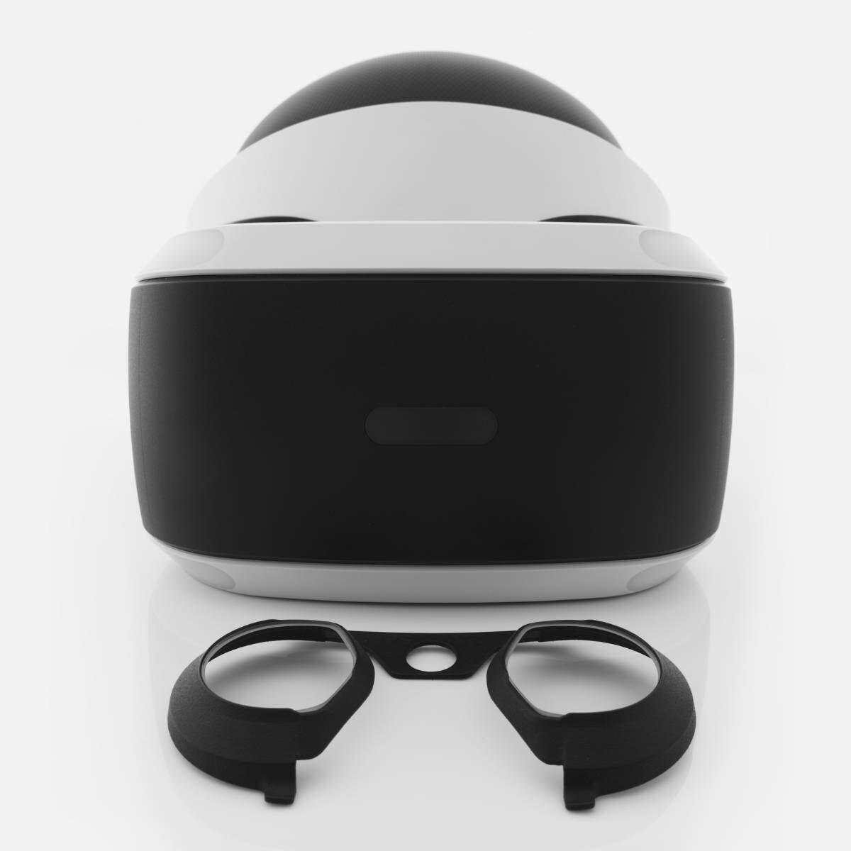 Prescription Lenses for PSVR from the VR Optician