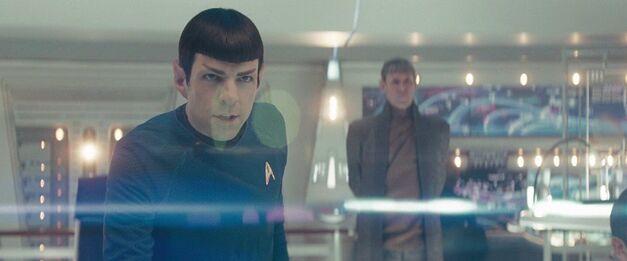 Star Trek 2009 Lens Flare