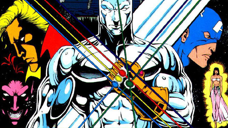 Why 'Avengers: Infinity War' Needs Silver Surfer, Mephisto
