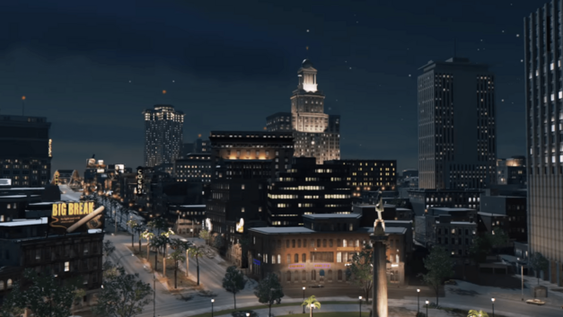 Mafia 3 Downtown