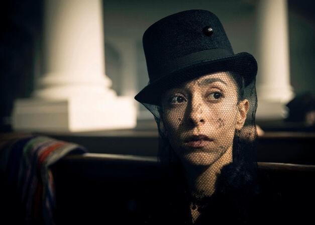 Oona Chaplin Taboo