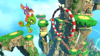 'Yooka-Laylee' Review - A Worthy Return to That Nintendo 64 Magic