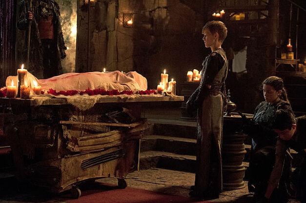 lexa funeral