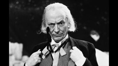 'Doctor Who' Christmas Special Will Feature the First Doctor