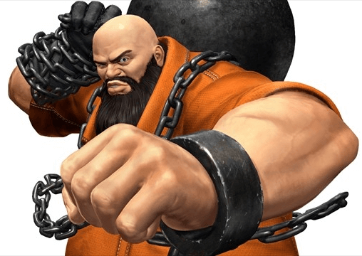 King of Fighters XIV Roster-Chang-kofxiv