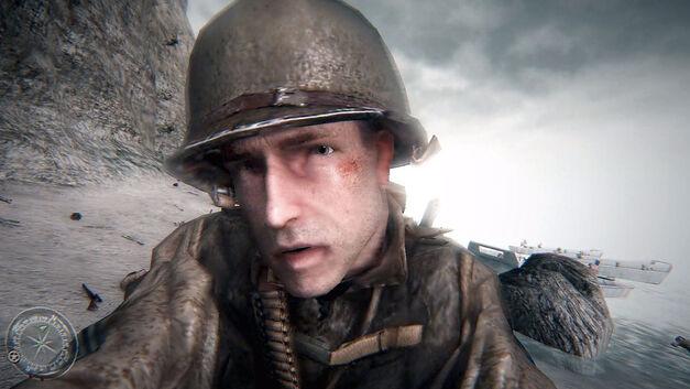 Call of Duty: WW2 leak